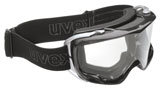 Uvex orbit cross optic, black metallic